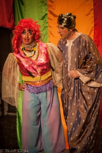Dick Whittington Sarah Suet & the Sultan of Morocco]