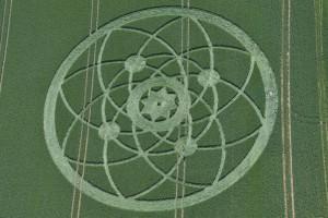 Uffcott crop circle