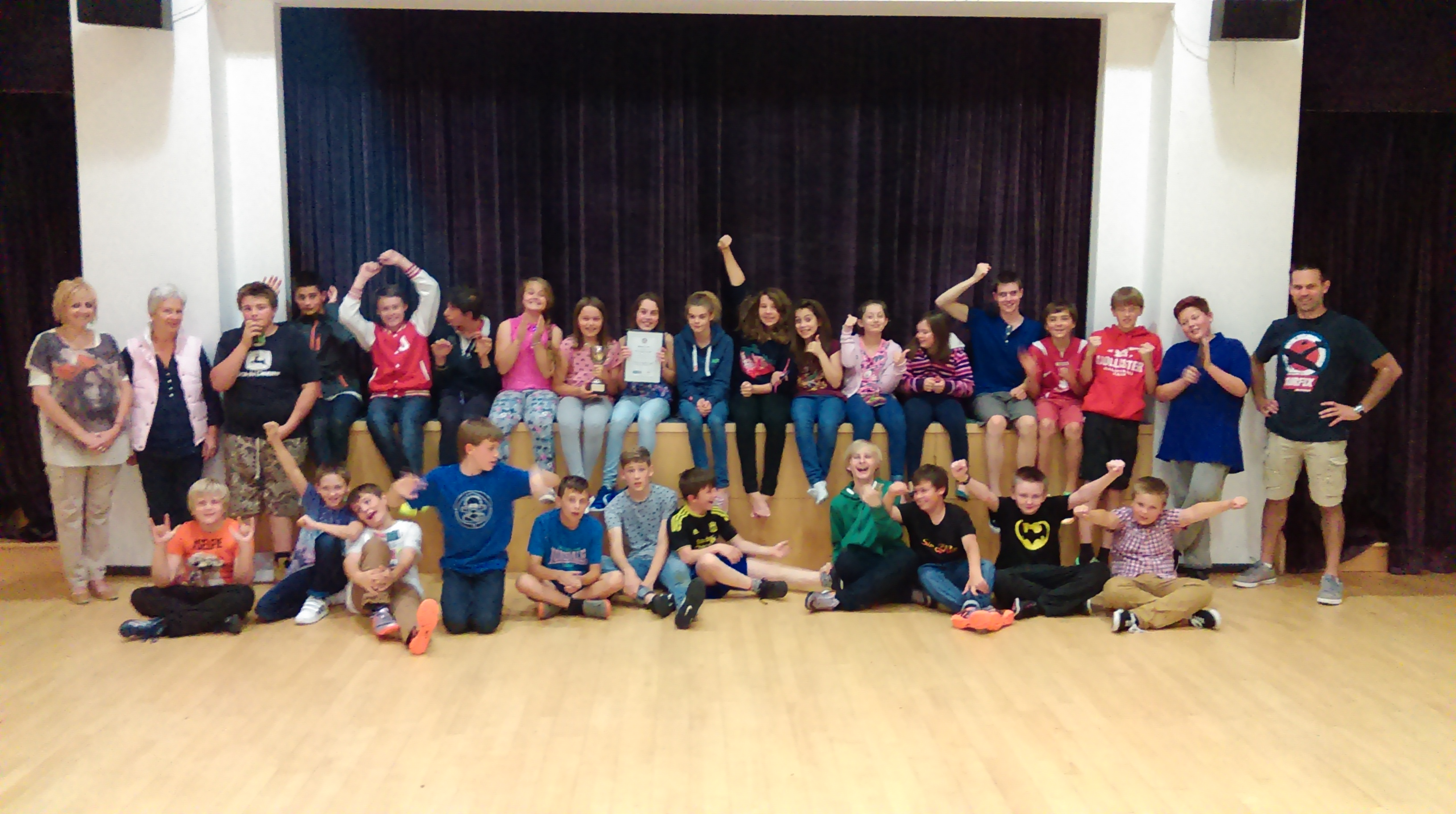 Youth Club Broad Hinton Village Hall